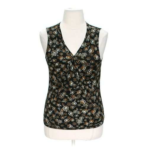 Jaclyn Smith Stylish Tank Top in size L at up to 95% Off - Swap.com