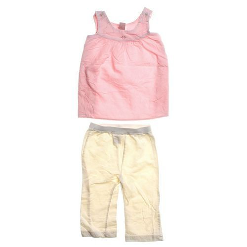 Chaps Stylish Tank Top & Pants in size 6 mo at up to 95% Off - Swap.com