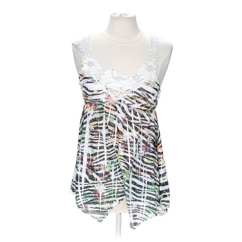 rue21 Stylish Tank Top in size M at up to 95% Off - Swap.com