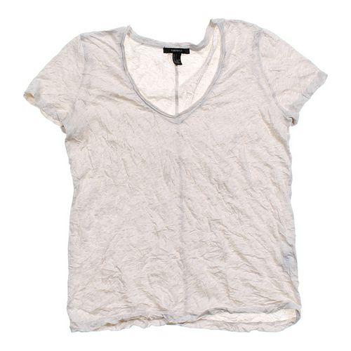 Forever 21 Stylish Tee in size JR 11 at up to 95% Off - Swap.com