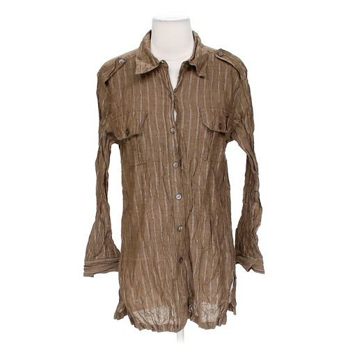 Chico's Stylish Tunic in size S at up to 95% Off - Swap.com