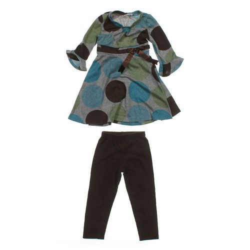 Rare, Too! Stylish Tunic & Pants Set in size 4/4T at up to 95% Off - Swap.com