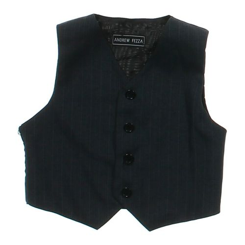 Andrew Fezza Stylish Vest in size 3/3T at up to 95% Off - Swap.com