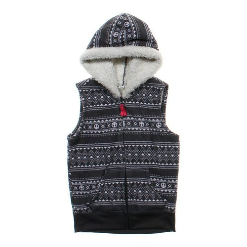 Old Navy Stylish Vest in size 10 at up to 95% Off - Swap.com