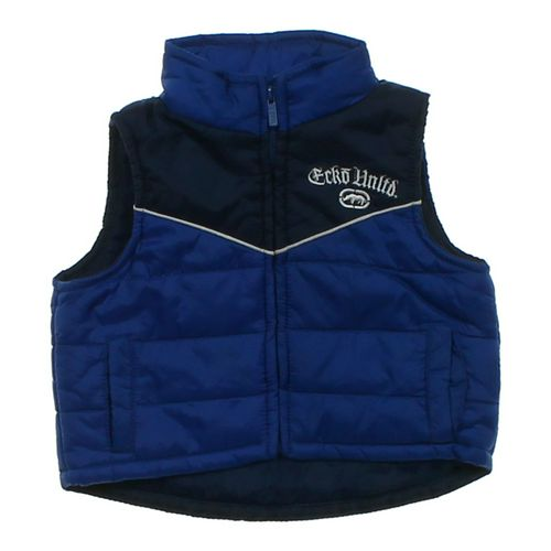Ecko Unltd. Stylish Vest Jacket in size 6 mo at up to 95% Off - Swap.com
