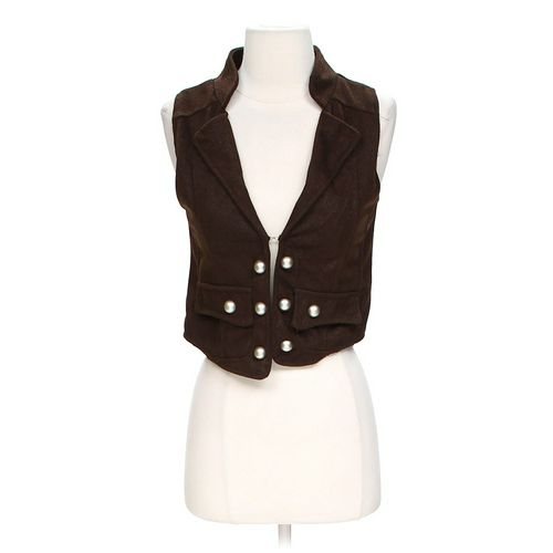 Stylish Vest in size S at up to 95% Off - Swap.com