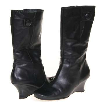 Stylish Wedge Boots for Sale on Swap.com