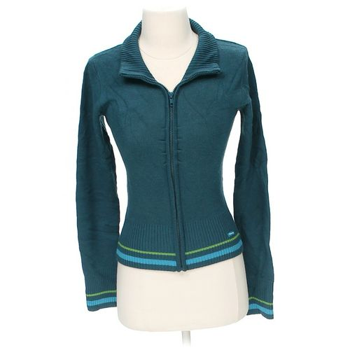 Unionbay Stylish Zippered Cardigan in size S at up to 95% Off - Swap.com
