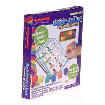 Subtraction Count And Learn for Sale on Swap.com