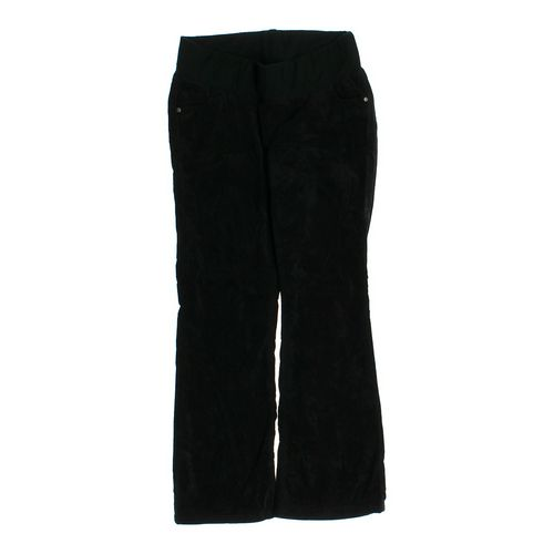 Mimi Maternity Suede Maternity Pants in size L at up to 95% Off - Swap.com