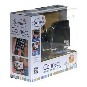 Summer Infant Connect Internet Camera System (Discontinued by Manufacturer) for Sale on Swap.com