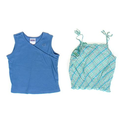 Okie Dokie Summer Tank Top Set in size 4/4T at up to 95% Off - Swap.com