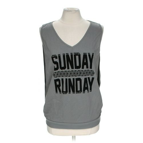 "Milken Flow ""Sunday Runday"" Split Side Top in size M at up to 95% Off - Swap.com"