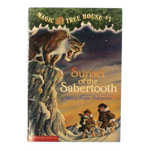 Sunset of The Sabertooth at up to 95% Off - Swap.com