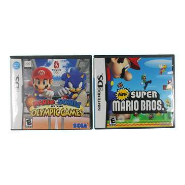 Super Mario Bros. Game Set for Sale on Swap.com