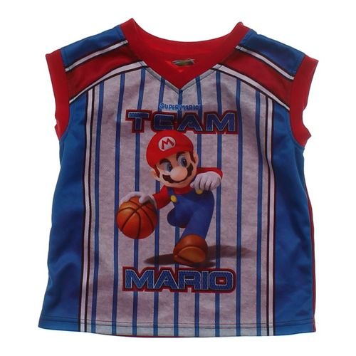 Super Mario Tank Top in size 5/5T at up to 95% Off - Swap.com