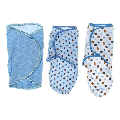 Summer Swaddling Cloths Set of 3 at up to 95% Off - Swap.com