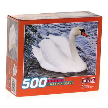 Swan Jigsaw Puzzle for Sale on Swap.com