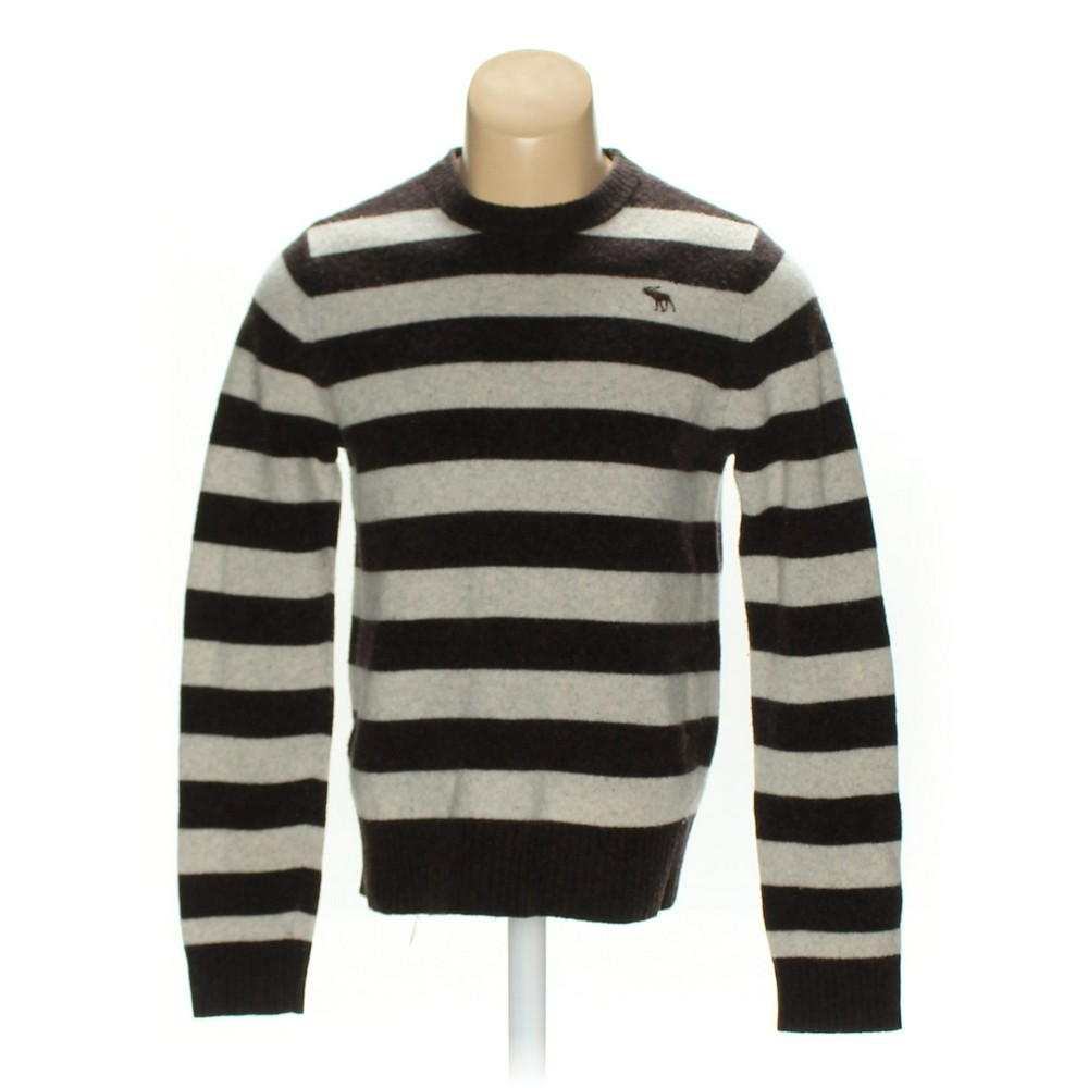 260ce28914 Abercrombie   Fitch Sweater in size S at up to 95% Off - Swap.