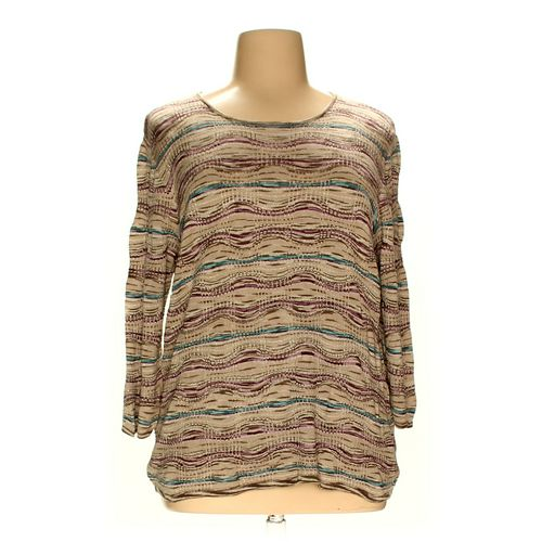 Alfred Dunner Sweater in size 2X at up to 95% Off - Swap.com