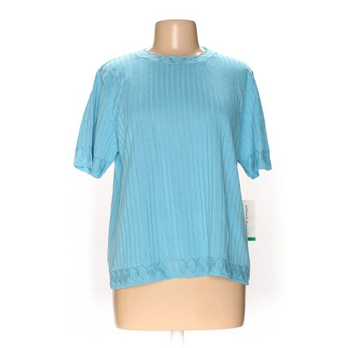 Alfred Dunner Sweater in size L at up to 95% Off - Swap.com