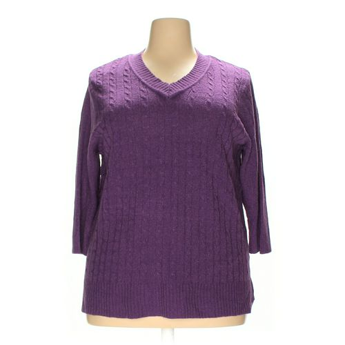 Carolyn Taylor Sweater in size 2X at up to 95% Off - Swap.com