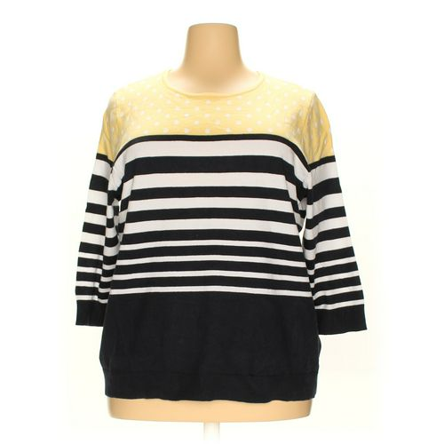 CJ Banks Sweater in size 2X at up to 95% Off - Swap.com