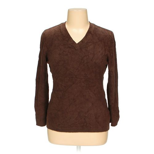 Croft & Barrow Sweater in size 1X at up to 95% Off - Swap.com