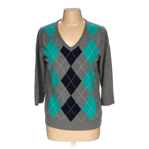 Denim & Co. Sweater in size M at up to 95% Off - Swap.com