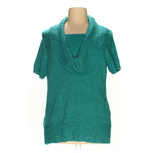 dressbarn Sweater in size 1X at up to 95% Off - Swap.com