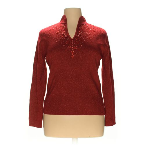 dressbarn Sweater in size XL at up to 95% Off - Swap.com