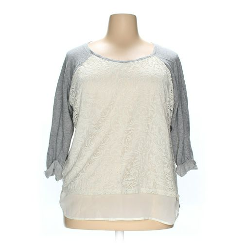 Eyelash Couture Sweater in size 1X at up to 95% Off - Swap.com