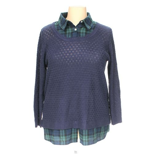 Faded Glory Sweater in size 2X at up to 95% Off - Swap.com