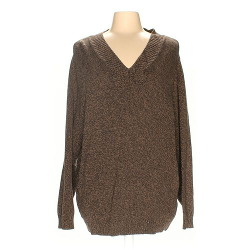 Fashion Bug Sweater in size 2X at up to 95% Off - Swap.com