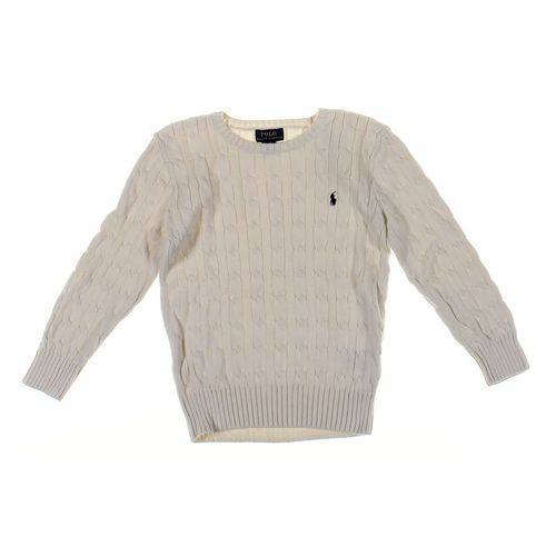 Polo by Ralph Lauren Sweater in size 7 at up to 95% Off - Swap.com