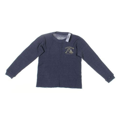 Quiksilver Sweater in size 7 at up to 95% Off - Swap.com