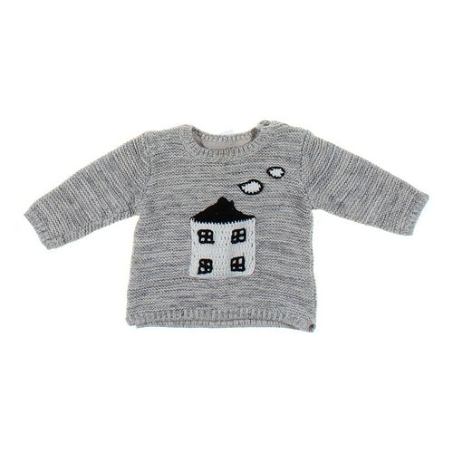 ZARA Sweater in size 9 mo at up to 95% Off - Swap.com