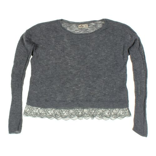 Hollister Sweater in size 4/4T at up to 95% Off - Swap.com