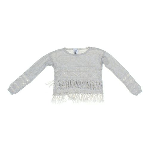 Justice Sweater in size 10 at up to 95% Off - Swap.com