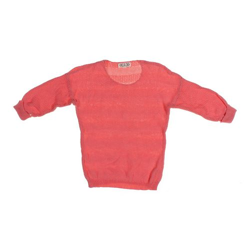 Pink Rose Sweater in size JR 7 at up to 95% Off - Swap.com