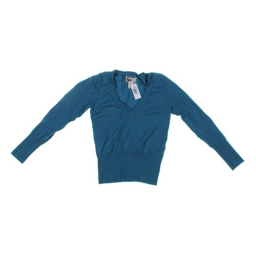 So Wear It Declare It Sweater in size JR 11 at up to 95% Off - Swap.com