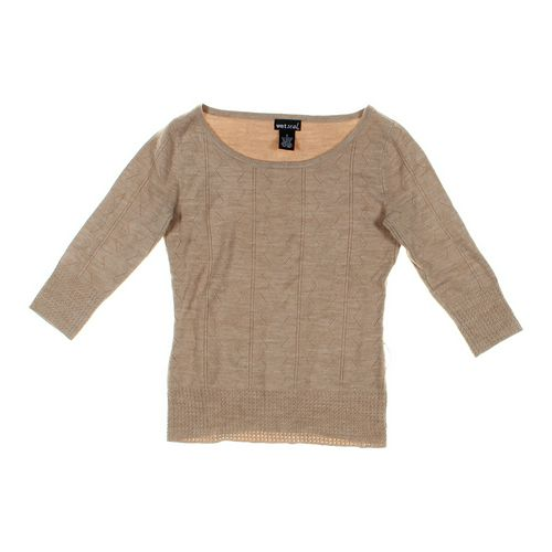 Wet Seal Sweater in size JR 3 at up to 95% Off - Swap.com