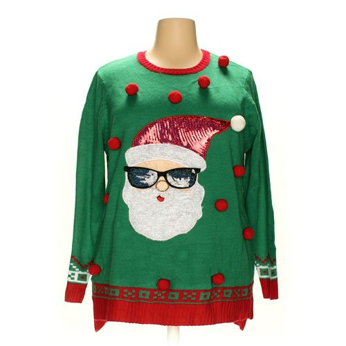 Holiday Time Sweater in size 3X at up to 95% Off - Swap.com