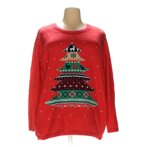 Holiday Time Sweater in size 4X at up to 95% Off - Swap.com