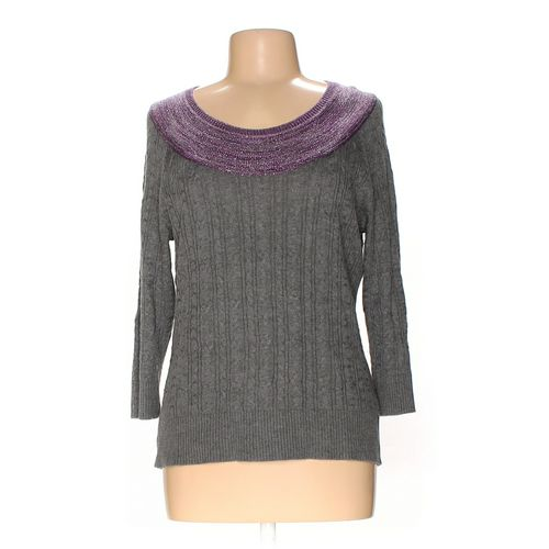 Jaclyn Smith Sweater in size L at up to 95% Off - Swap.com