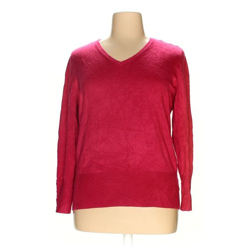 JM Collection Sweater in size XL at up to 95% Off - Swap.com
