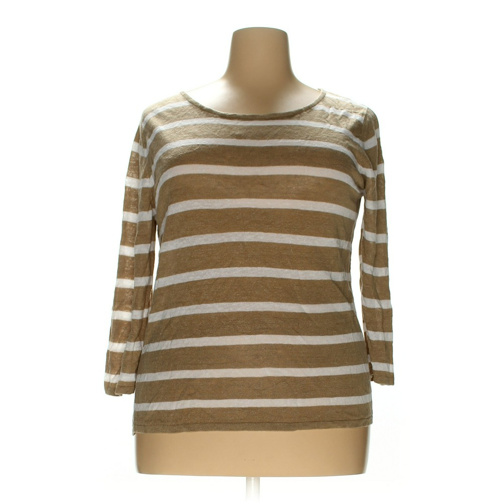 2139d2ca96e Jones New York Sweater in size XXL at up to 95% Off - Swap.