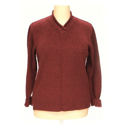 Lauren Brooke Sweater in size 2X at up to 95% Off - Swap.com