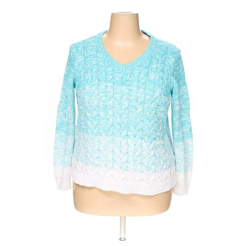 Liz Claiborne Sweater in size 2X at up to 95% Off - Swap.com