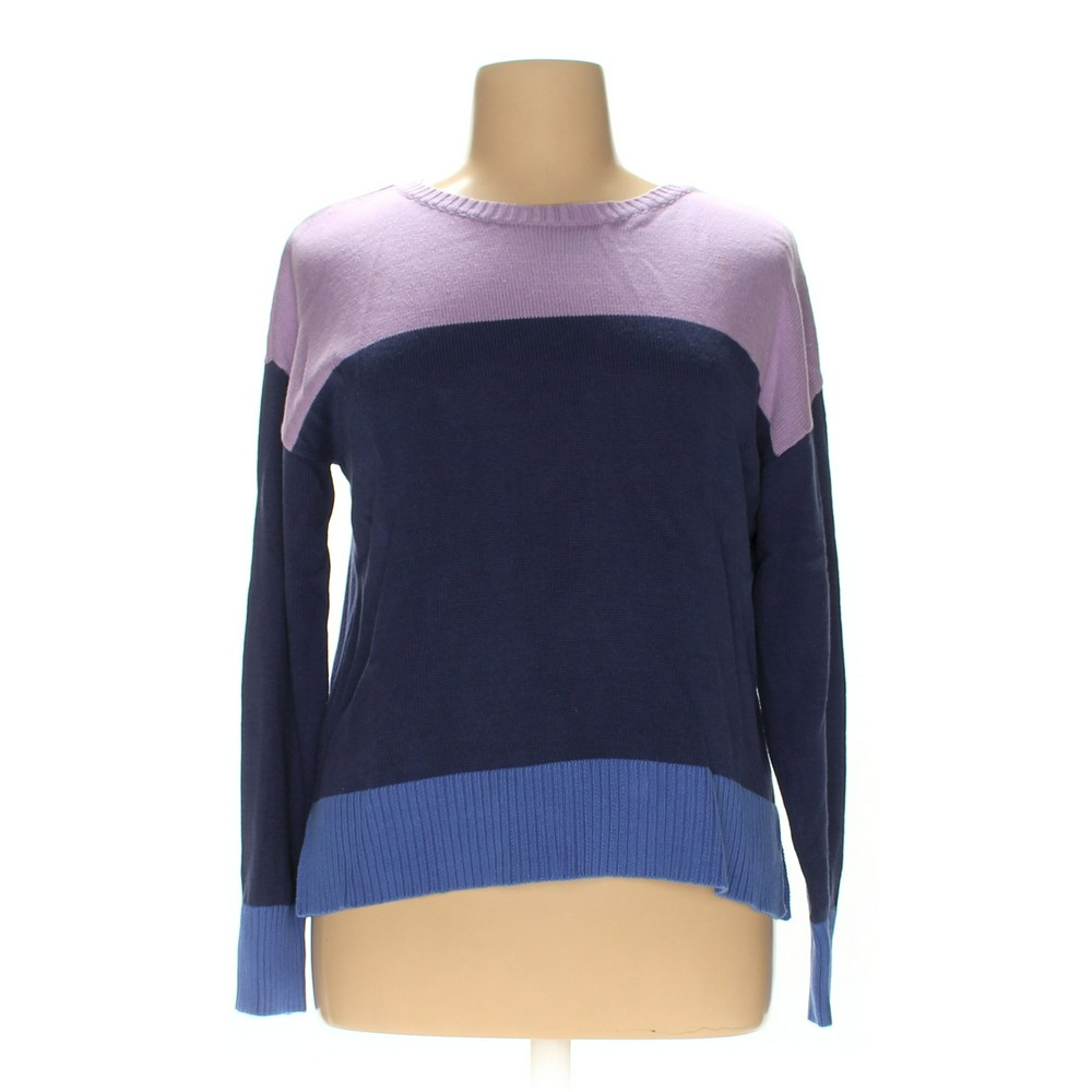 caf4f6d5be Liz Claiborne Sweater in size XL at up to 95% Off - Swap.com